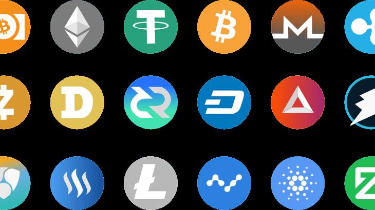 ビットコイン価格と相関性の低い仮想通貨20選(時価総額順)